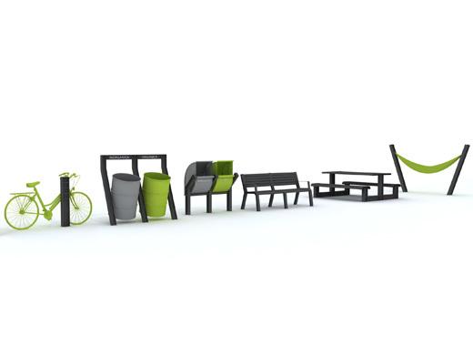 Señalización Horizontal Y Vertical Mobiliario